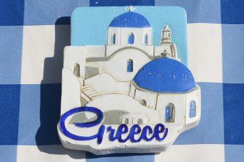 magneet Grieks kerkje