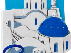 magneet Santorini kerkje