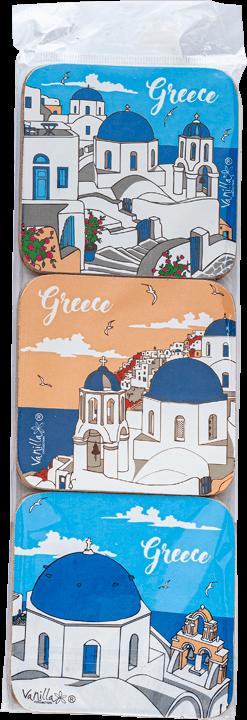 Viltjes Santorini