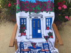 Strandhanddoek Griekenland