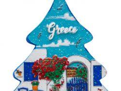 Hanger Griekse kerstboom