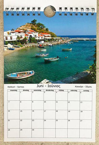 Griekenland Kalender 2021