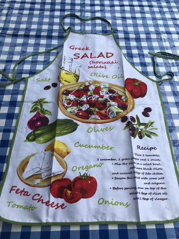 schort greek salad