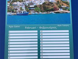 Verjaardagskalender Kreta