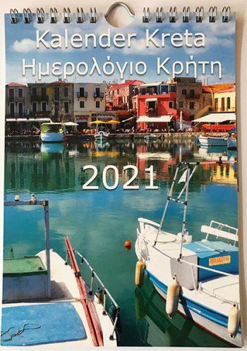 Kalender Kreta A5