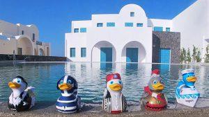Griekse eendjes - Ducks