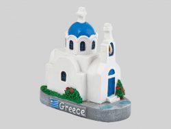 beeldje-grieks-kerkje