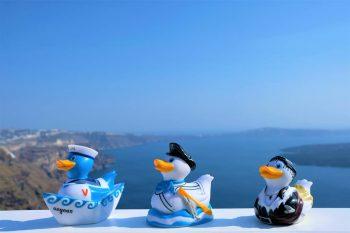 Greek Ducks - griekse eenden