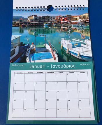Kalender Kreta