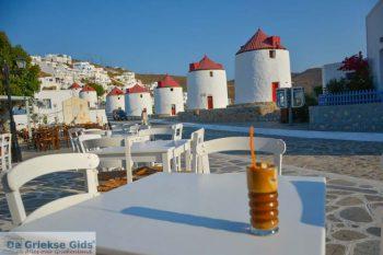 Nescafé frappé in Griekenland