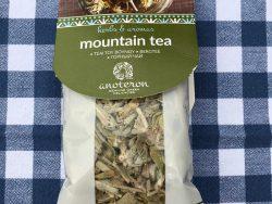 Griekse kruiden thee