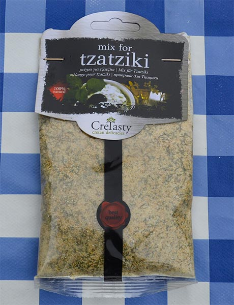 Tzatziki kruidenmix