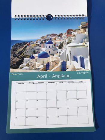 Kalender Griekenland