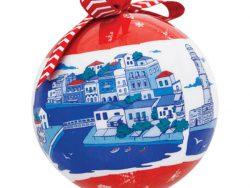 Kerstbal Griekenland