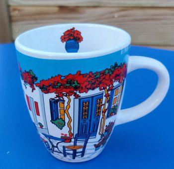 Koffiekop-rode-bougainville-1