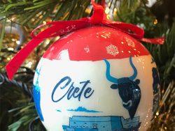 Kerstbal Kreta