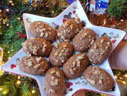 Melomakarona Griekse kerstkoekjes