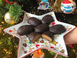 melomakarona-chocolade coating