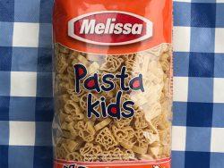 Melissa pasta voor kids (kinderen)