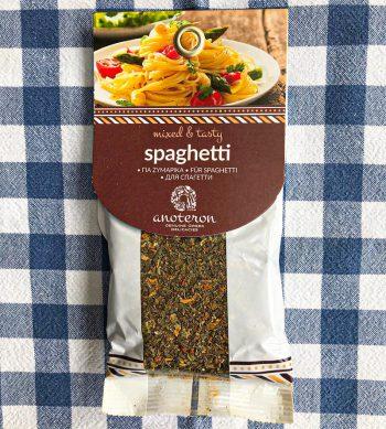 Grieks spaghetti kruiden