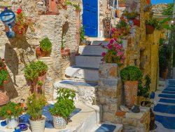 Straatje Samos