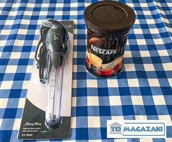 Mixer voor Nescafé frappé