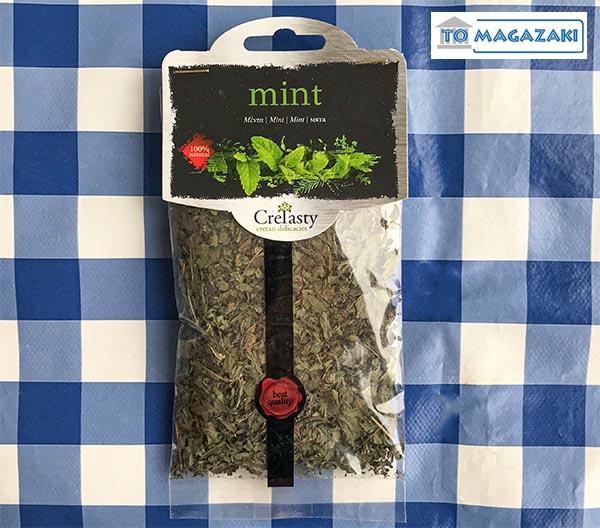 Munt (mint) Griekse kruiden