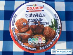 Onassis keftedakia meatballs gehaktballetjes