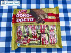 Sokofreta mini chocolade wafels