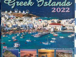 Kalender Griekse eilanden 2022