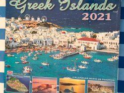 Kalender Greek islands