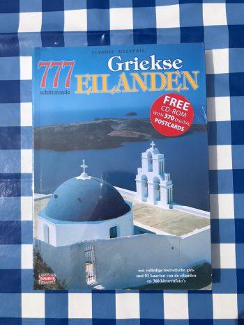 Reisgids de Griekse eilanden