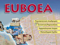 Wegenkaart Evia