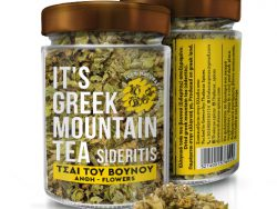 It's Greek mountaintea