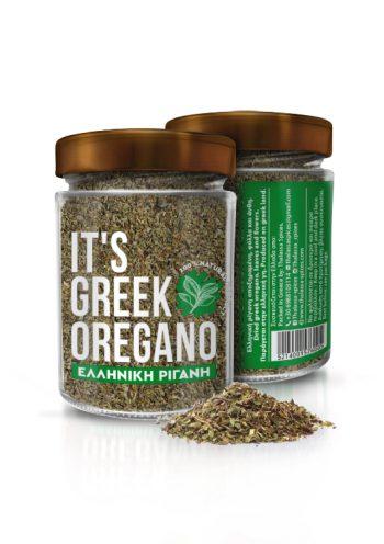 It's Greek oregano