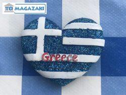 Magneetje Griekse vlag