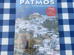 Boek reisgids over Patmos